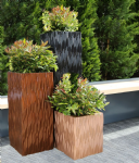 Flexi Tall Square & Trough Planters